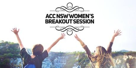 ACC NSW Women's Lunch tickets