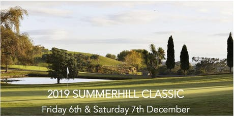 Summerhill Estate Golf Classic tickets