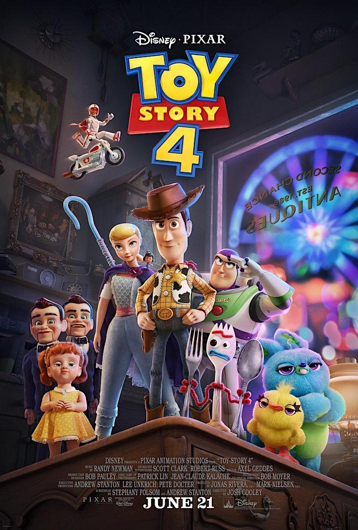 Blue Door Cinema presents Toy Story 4 image
