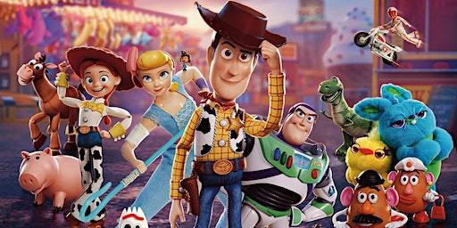 Blue Door Cinema presents Toy Story 4