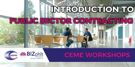 Introduction to Public Sector Contracting tickets