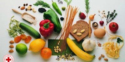 """Corso """"L'apparato digerente, nutrienti e corretto stile di vita. Disturbi ed urgenze"""""""