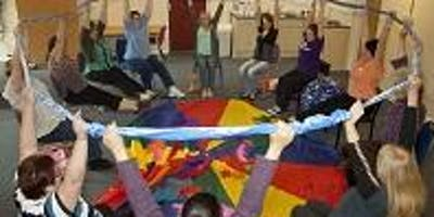 Core and MAGIC (Movement and Games in a chair) - Deighton Arena