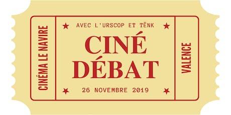 Ciné-débat : Entrepreneuriat coopératif & développement des territoires billets