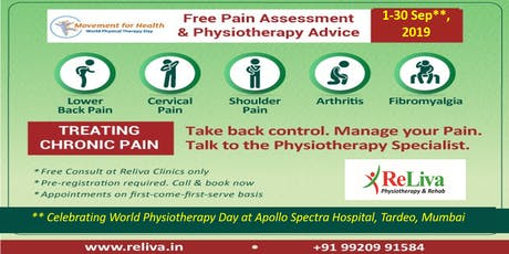Tardeo, Mumbai: World Physiotherapy Day Special Offer tickets