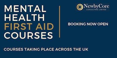 Mental Health First Aid Training - Aberdeen