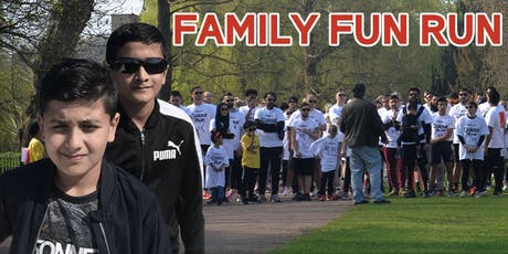 Family Fun Run tickets