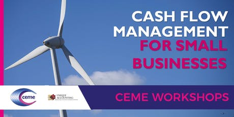 Cashflow Management for Small Businesses tickets
