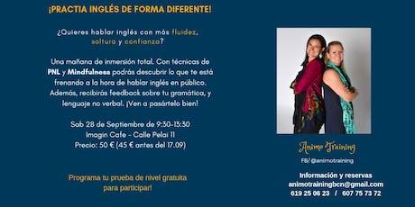 Inglés - Public Speaking - Practica tus Presentaciones en Inglés! tickets