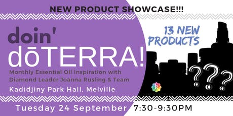 PERTH doin' dōTERRA - Post Global Convention Wrap Up tickets