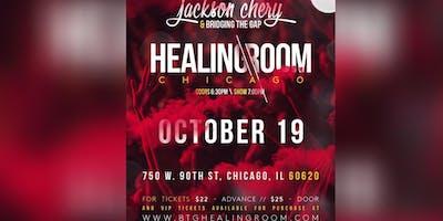 Jackson Chery & Bridging the Gap: Healing Room in Chicago