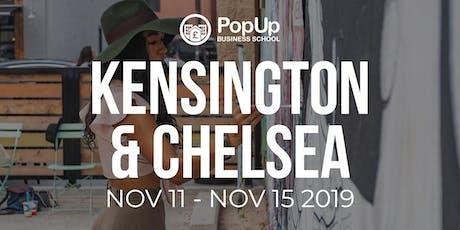 Kensington & Chelsea | PopUp Business School tickets