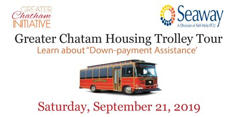Bridging the Gap to Home Ownership - Greater Chatham Trolley Tour and Health Day tickets