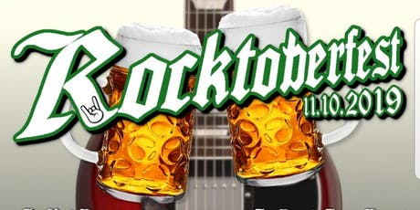 ROCKTOBERFEST THE VAULT 2019 tickets