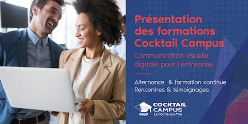 Présentation des formations 2019/2020 Cocktail Campus