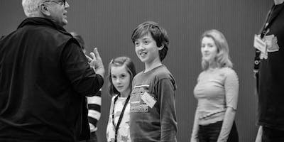 Youth Solo Vocal Workshop (music theatre and contemporary)