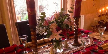 Unwind with Flowers - CHRISTMAS STYLING! tickets