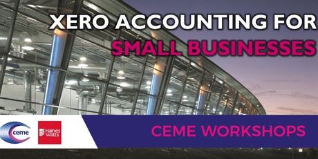 Xero Accounting for Small Businesses- Presented by Haines Watts tickets