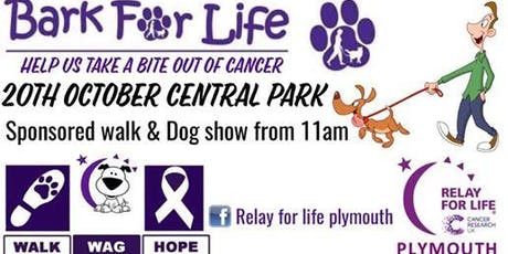 Bark For Life Plymouth tickets