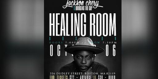 Jackson Chery & Bridging the Gap: Healing Room in Boston