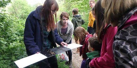 Weekend Wildwatch: Mammal tracks & signs tickets