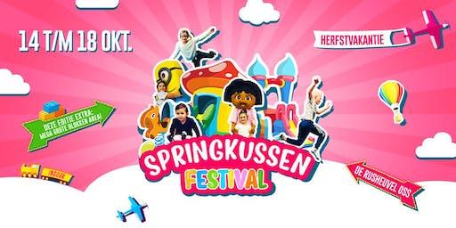Springkussen Festival Oss 2019