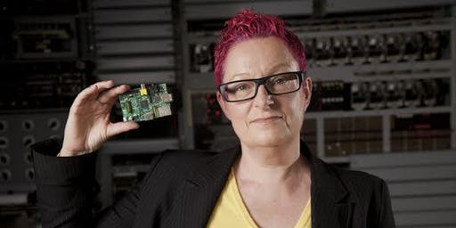 Be Inspired! Lecture: Professor Sue Black - If I can do it, so can you!