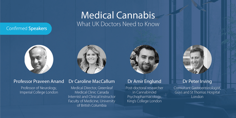 Medical Cannabis: What UK Doctors need to know tickets