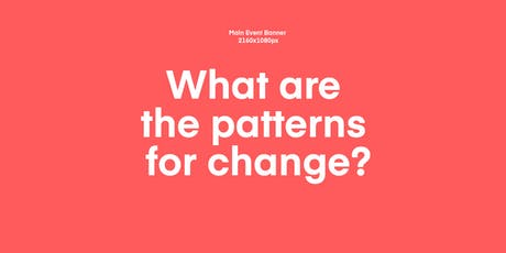 Idean Design Summit: Design Systems – The patterns for change Tickets