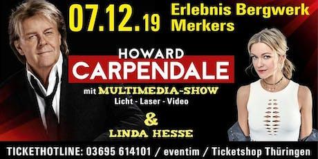 Howard Carpendale & Linda Hesse // Erlebnisbergwerk Merkers Tickets