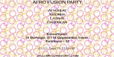 Afrobeat, Kizomba, Latin & Caribbean Night