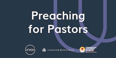 Preaching For Pastors