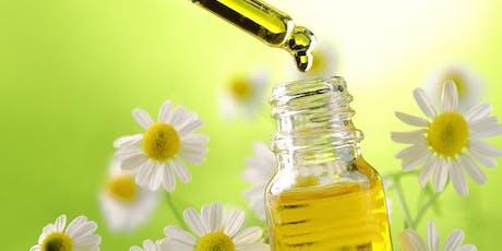 Corso Aromaterapia Clinica: conoscere il mondo degli Oli Essenziali - Corso biglietti