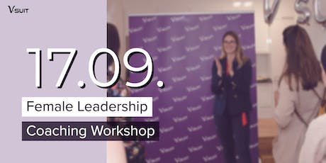 Female Leadership Workshop-Coaching Tickets