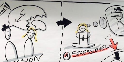 Visualisierung & Sketchnoting für Design Thinking