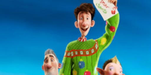 ULLACOMBE BARN CINEMA - ARTHUR CHRISTMAS