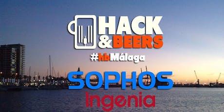 Hack & Beers Málaga – Vol. 6 entradas