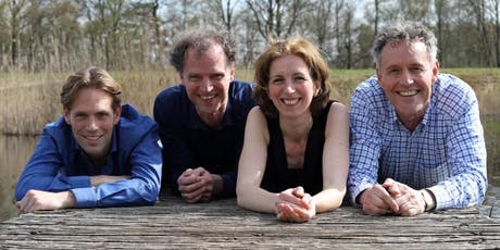Herfst-concert door bariton Maarten Koningsberger en  Atlantic Piano Trio tickets