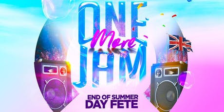 One More Jam Day Party tickets