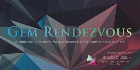 Gem Rendezvous tickets