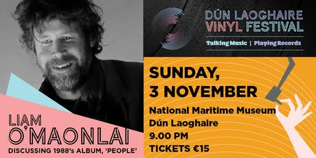 Liam O'Maonlaí discusses Hothouse Flowers' debut album, 'People' tickets