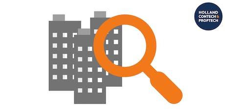 Peer Group Meeting  #0084 Transparantie in vastgoed tickets