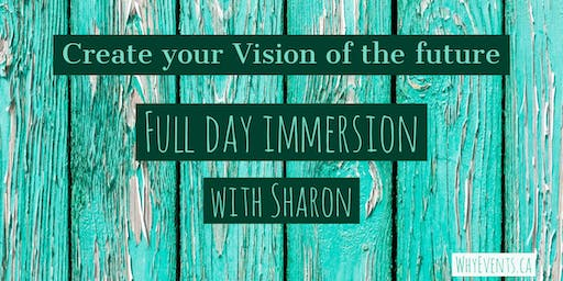 Create Your Vision For The Future - workshop