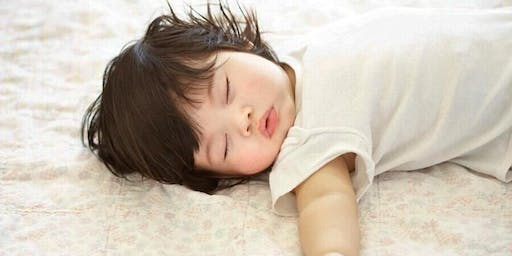 Sleep coaching for children from 0 - 6 years old
