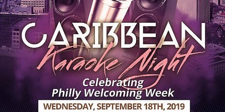 Caribbean Karaoke Night tickets