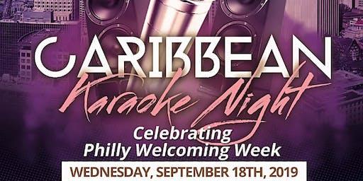 Caribbean Karaoke Night