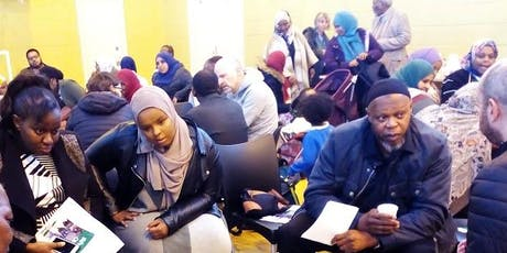 Nurturing Mental Well-being – Sheffield's Somali Community Creating Change tickets