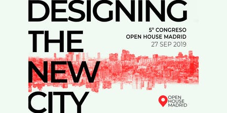 Congreso_Designing the New City tickets