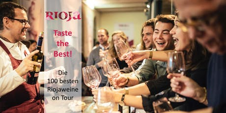 Taste the Best - Rioja on Tour in Berlin Tickets