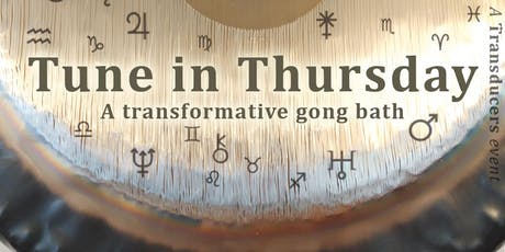 Tune In Thursday | A Transducers Event tickets